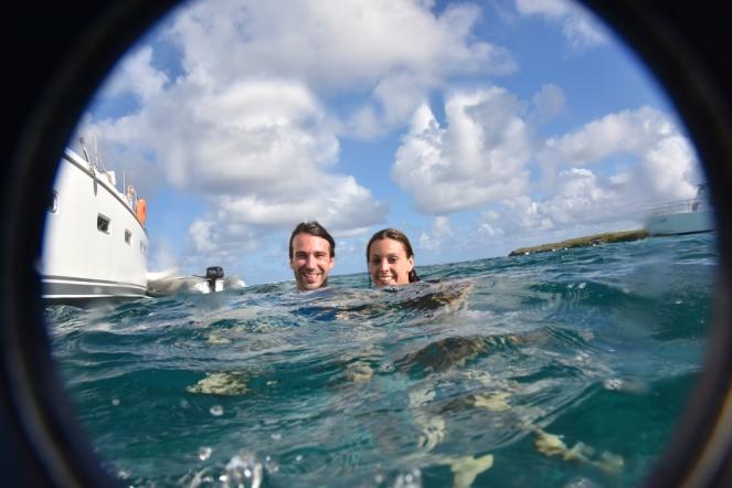 Caribbean-couple