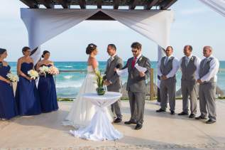 Destination Wedding, Riviera Cancun