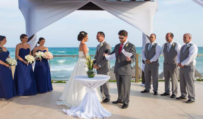 Destination Wedding, RivieraCancun
