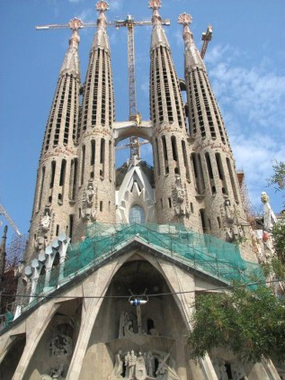 Top 5 Favorite Trips – #2 Barcelona, Spain